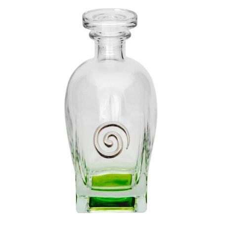 Coloured Liqueur Bottle Rossini