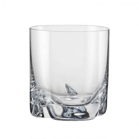 Bohemian Whisky Glass Suerte 410
