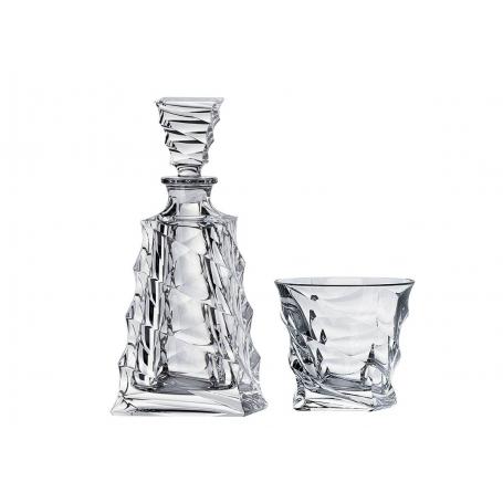 Juego de whisky Casablanca. Bohemia