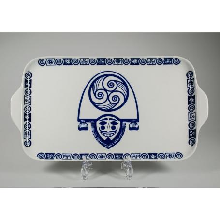 Cairo tray. Celta collection.