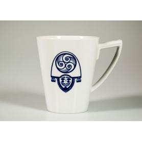 Taza mug de Porcelana modelo Cigarron Volare 0,4 litros