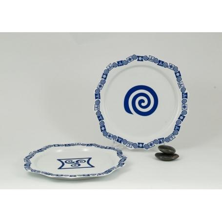 Cake platter Bico. Celta collection.