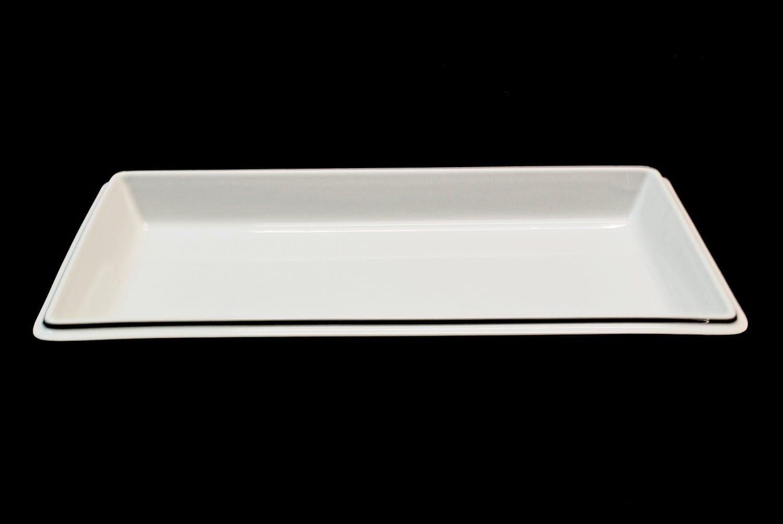 Fuente horno col. Blanca