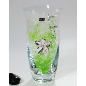 Bohemian glass Primavera 505 vase