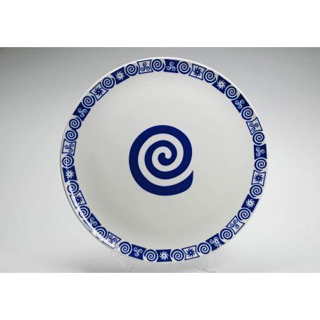 Plato marcador para pizza multiforma Celta ø 33 cm