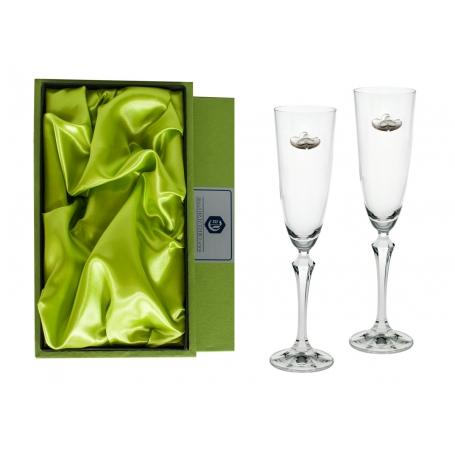Copas Champán Elisabeth para boda o aniversario